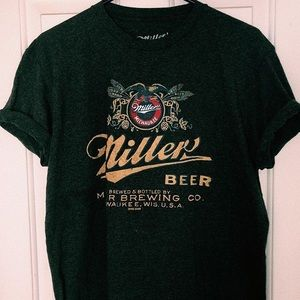 Miller Beer Company t-shirt